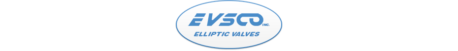Evsco Elliptic Valves